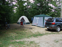 Tenting Site